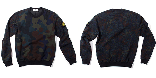 Stone-Island-Mixed-Flectarn-Crew-Sweater