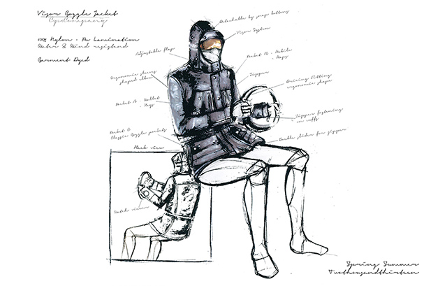Goggle-jacket-drawing